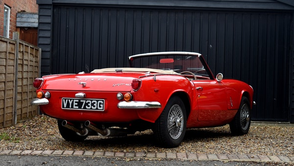 1968 Triumph Spitfire Mk. III For Sale (picture 12 of 131)