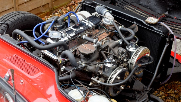 1968 Triumph Spitfire Mk. III For Sale (picture 112 of 131)