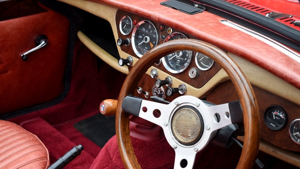 1968 Triumph Spitfire Mk. III For Sale (picture 28 of 131)