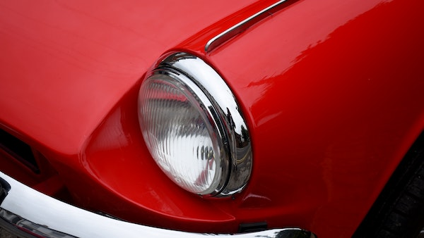 1968 Triumph Spitfire Mk. III For Sale (picture 54 of 131)
