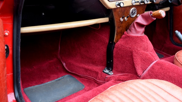 1968 Triumph Spitfire Mk. III For Sale (picture 94 of 131)