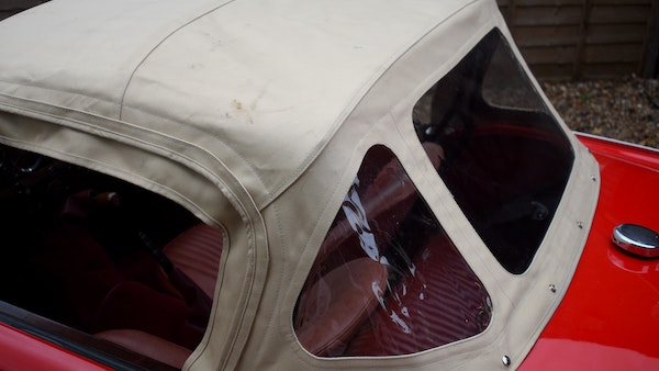 1968 Triumph Spitfire Mk. III For Sale (picture 90 of 131)