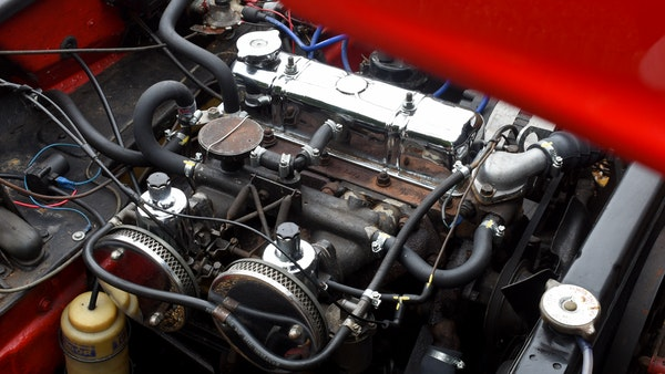 1968 Triumph Spitfire Mk. III For Sale (picture 113 of 131)