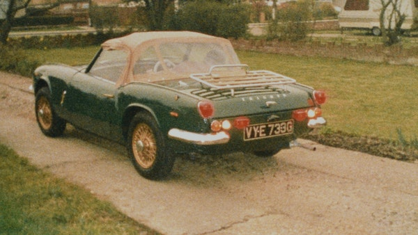1968 Triumph Spitfire Mk. III For Sale (picture 129 of 131)