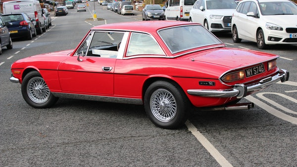 1972 Triumph Stag Convertible For Sale (picture 23 of 116)