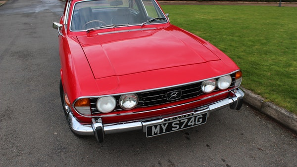 1972 Triumph Stag Convertible For Sale (picture 17 of 116)