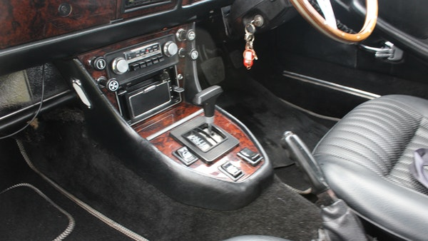 1972 Triumph Stag Convertible For Sale (picture 69 of 116)