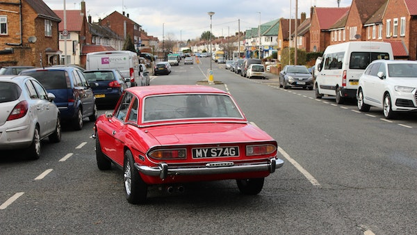 1972 Triumph Stag Convertible For Sale (picture 35 of 116)