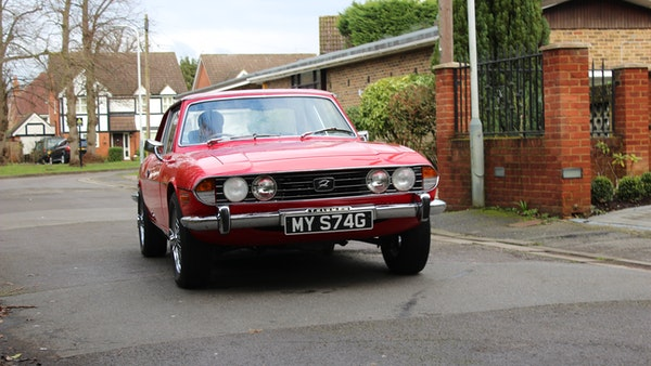 1972 Triumph Stag Convertible For Sale (picture 3 of 116)