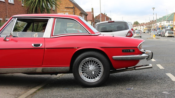 1972 Triumph Stag Convertible For Sale (picture 14 of 116)