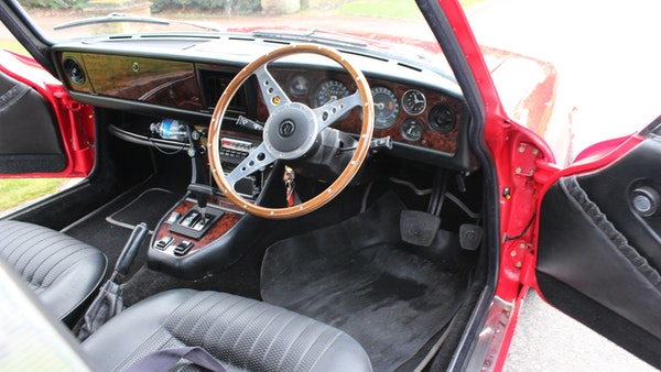 1972 Triumph Stag Convertible For Sale (picture 54 of 116)