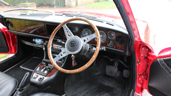 1972 Triumph Stag Convertible For Sale (picture 56 of 116)
