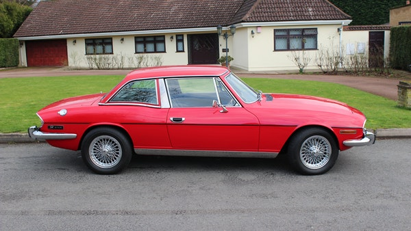 1972 Triumph Stag Convertible For Sale (picture 19 of 116)