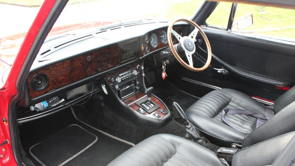 1972 Triumph Stag Convertible For Sale (picture 57 of 116)