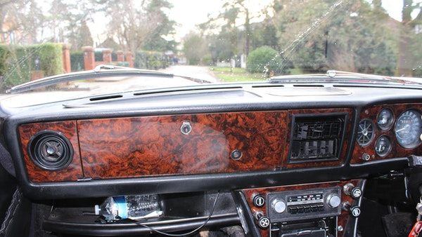 1972 Triumph Stag Convertible For Sale (picture 66 of 116)