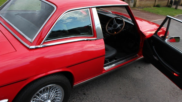 1972 Triumph Stag Convertible For Sale (picture 75 of 116)