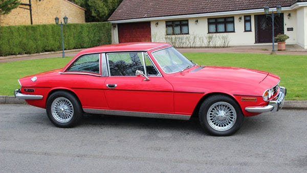 1972 Triumph Stag Convertible For Sale (picture 16 of 116)