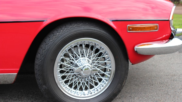 1972 Triumph Stag Convertible For Sale (picture 49 of 116)