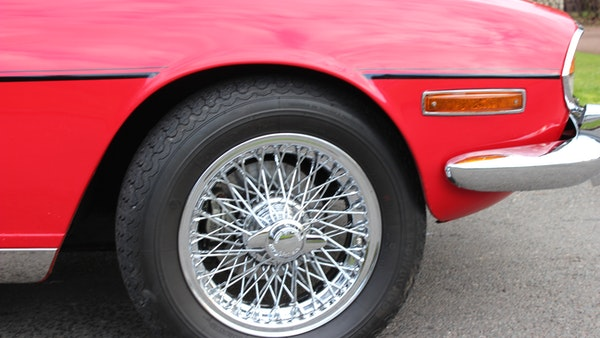 1972 Triumph Stag Convertible For Sale (picture 51 of 116)