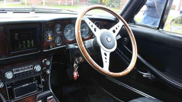 1972 Triumph Stag Convertible For Sale (picture 58 of 116)