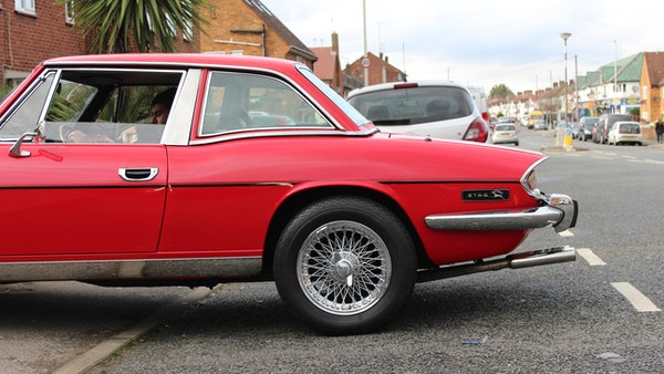 1972 Triumph Stag Convertible For Sale (picture 42 of 116)