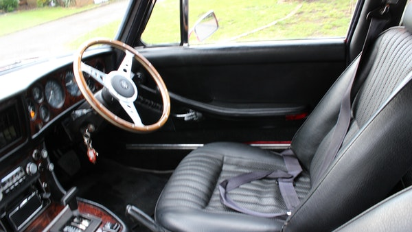 1972 Triumph Stag Convertible For Sale (picture 59 of 116)