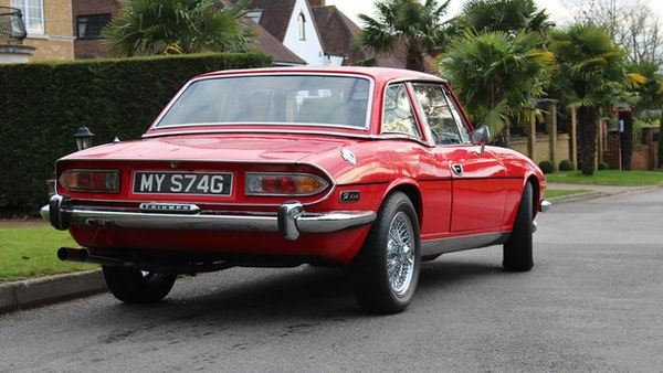 1972 Triumph Stag Convertible For Sale (picture 6 of 116)