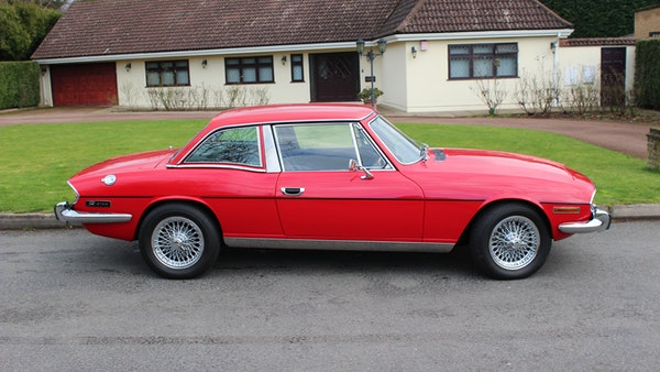 1972 Triumph Stag Convertible For Sale (picture 9 of 116)