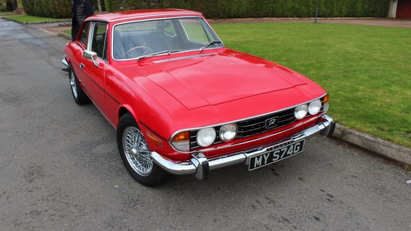 1972 Triumph Stag Convertible For Sale (picture 33 of 116)