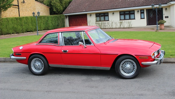 1972 Triumph Stag Convertible For Sale (picture 7 of 116)