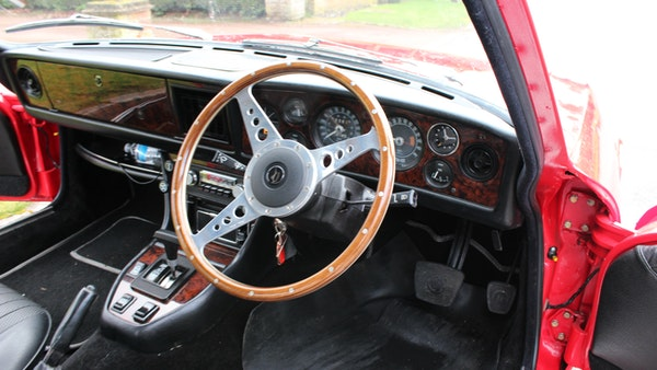 1972 Triumph Stag Convertible For Sale (picture 55 of 116)