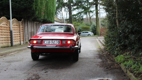 1972 Triumph Stag Convertible For Sale (picture 40 of 116)
