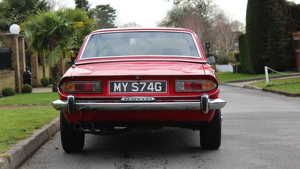 1972 Triumph Stag Convertible For Sale (picture 8 of 116)
