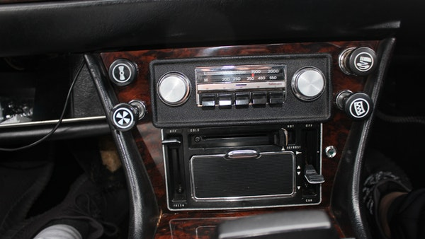 1972 Triumph Stag Convertible For Sale (picture 68 of 116)