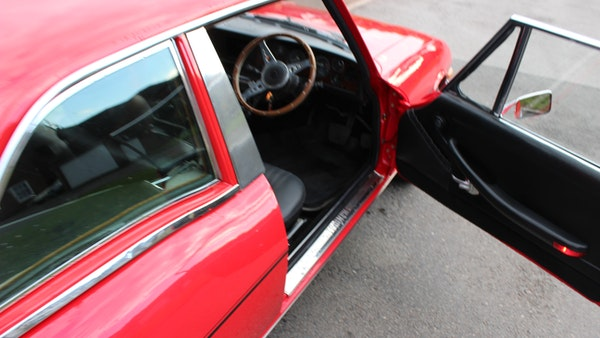 1972 Triumph Stag Convertible For Sale (picture 81 of 116)