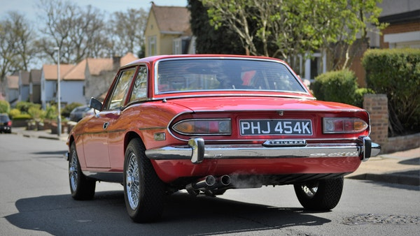 RESERVE LOWERED - 1972 Triumph Stag Convertible For Sale (picture 16 of 141)