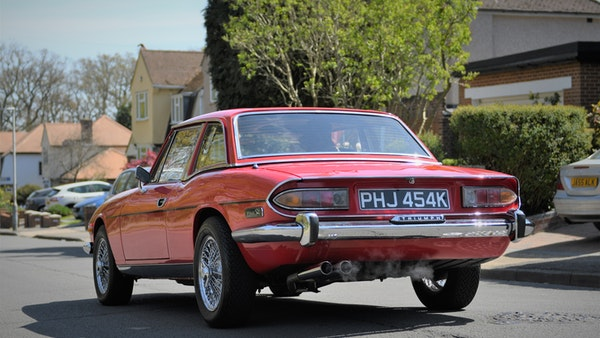 RESERVE LOWERED - 1972 Triumph Stag Convertible For Sale (picture 17 of 141)