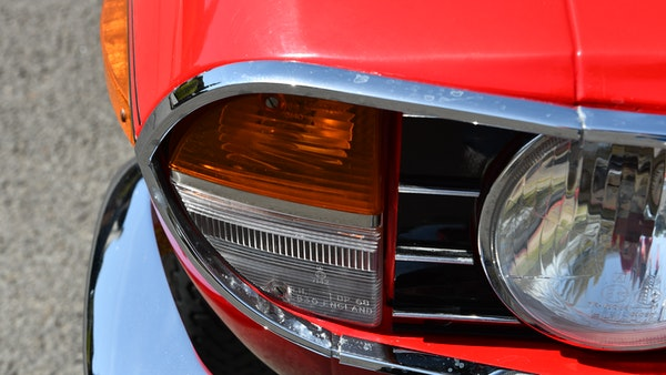 RESERVE LOWERED - 1972 Triumph Stag Convertible For Sale (picture 71 of 141)