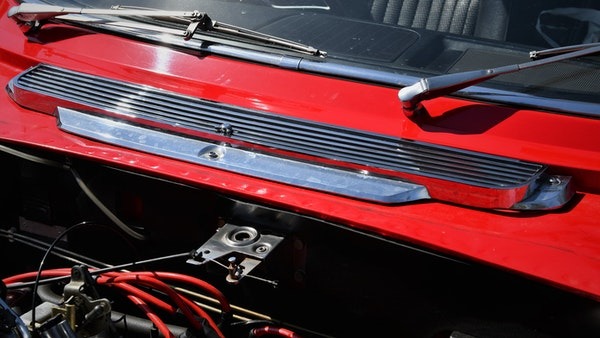 RESERVE LOWERED - 1972 Triumph Stag Convertible For Sale (picture 118 of 141)
