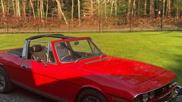 RESERVE LOWERED - 1972 Triumph Stag Convertible For Sale (picture 24 of 141)