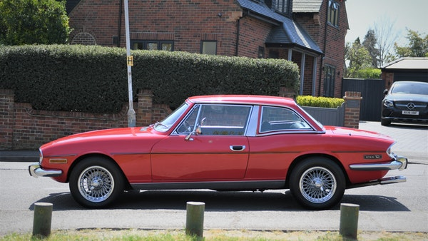 RESERVE LOWERED - 1972 Triumph Stag Convertible For Sale (picture 13 of 141)
