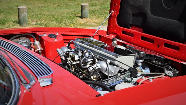 RESERVE LOWERED - 1972 Triumph Stag Convertible For Sale (picture 113 of 141)