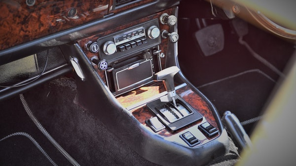 RESERVE LOWERED - 1972 Triumph Stag Convertible For Sale (picture 54 of 141)