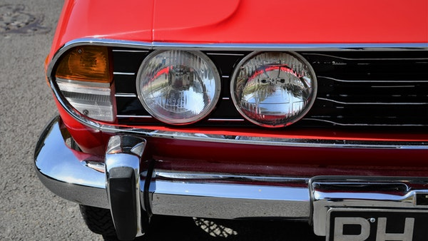 RESERVE LOWERED - 1972 Triumph Stag Convertible For Sale (picture 69 of 141)