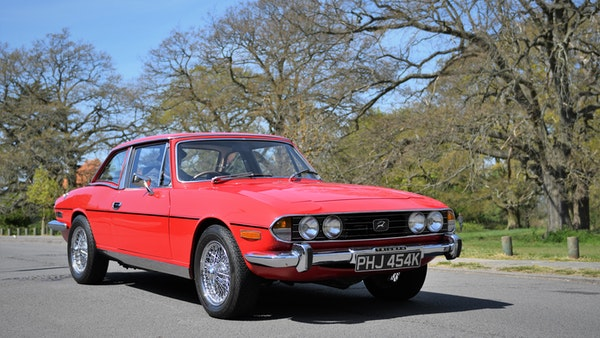 RESERVE LOWERED - 1972 Triumph Stag Convertible For Sale (picture 10 of 141)