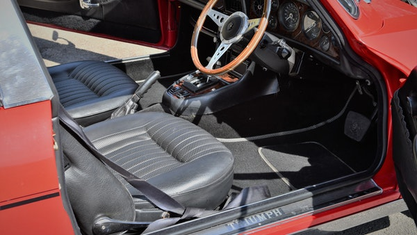 RESERVE LOWERED - 1972 Triumph Stag Convertible For Sale (picture 38 of 141)