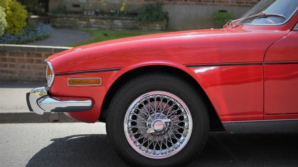 RESERVE LOWERED - 1972 Triumph Stag Convertible For Sale (picture 21 of 141)
