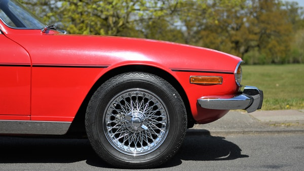 RESERVE LOWERED - 1972 Triumph Stag Convertible For Sale (picture 77 of 141)