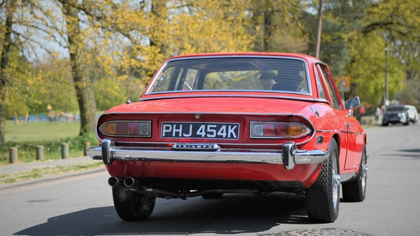 RESERVE LOWERED - 1972 Triumph Stag Convertible For Sale (picture 18 of 141)