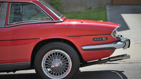 RESERVE LOWERED - 1972 Triumph Stag Convertible For Sale (picture 20 of 141)